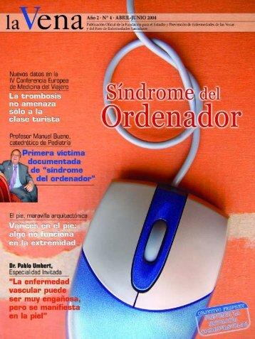 Síndrome del Ordenador - Fundación EspreV
