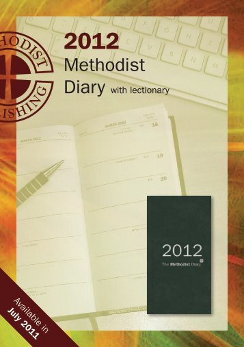 Download Methodist Diary With Lectionary - The Methodist Church ...