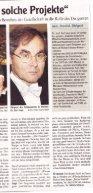 ,,Syrnpathie ermöglicht s( - Gesellschaft Freunde der Musik - Page 2