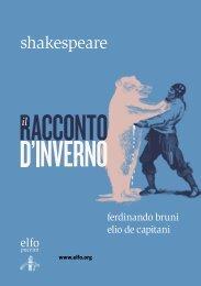 programma di sala 2010/2011 - Elfo Puccini