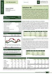 10,7 % ; Dorval Finance : 10,0