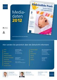 Mediadaten 2012 (PDF) - Kirchheim-Verlag