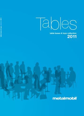 table bases & tops collection - Basic Collection