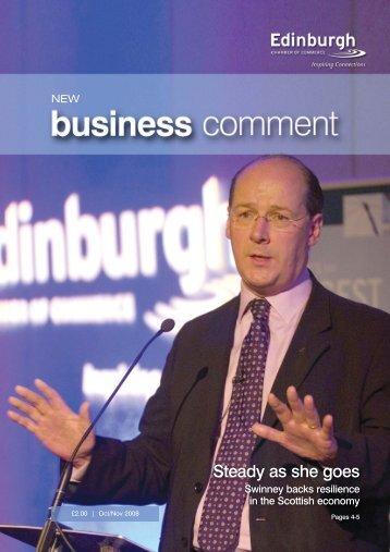 Ed Oct/Nov 08 FC:Edinburgh Issue 2 p3 - The Edinburgh Chamber ...