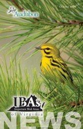 Adopt an IBA - National Audubon Society