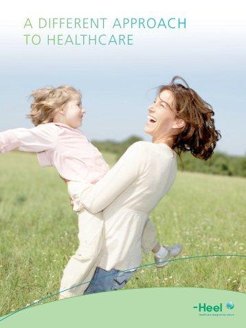 Image Brochure - Heel