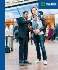 Årsredovisning och hållbarhetsredovisning 2012 - Swedavia