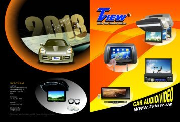 2013 Tview Catalogue