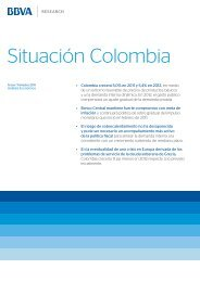 Situación Colombia - BBVA Research