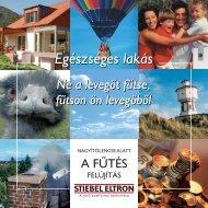 Nagyító alatt a családi házak fűtés felújítésa - Stiebel Eltron