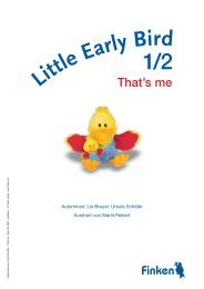 Little Early Bird – That's me