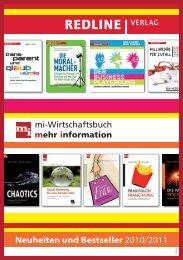 Neuheiten und Bestseller 2010/2011
