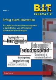 Erfolg durch Innovation - B.I.T.