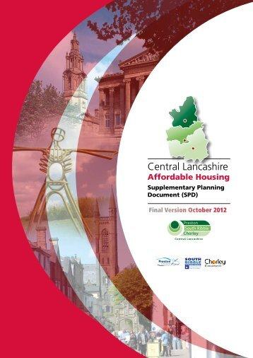 Affordable Housing SPD - Chorley Borough Council