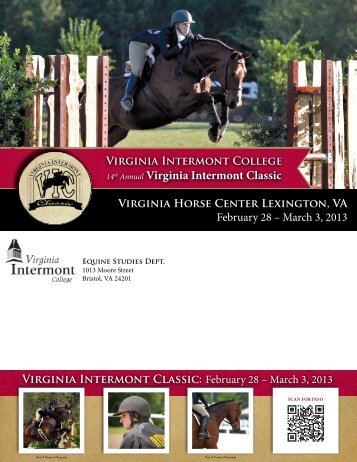 14th Annual Virginia Intermont Classic - Virginia Intermont College