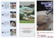 Hand Hygiene flyer.indd - Jerudong Park Medical Centre