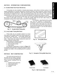 TECHNICAL SECTION - SDP/SI