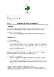 Notat fra Evotek AS vedrørende stortingsmelding 39 - Bygg uten ...