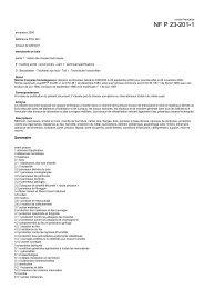 DTU 36.1 - Agence Qualité Construction