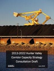 2013-2022 Hunter Valley Corridor Capacity Strategy Consultation ...