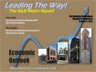 B&B Metro Report