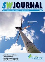 2/2011 - Stadtwerke Schweinfurt GmbH