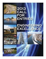 2013_Call For Entries.indd - ACEC of Washington