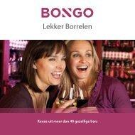 Lekker Borrelen - Weekendesk-mail.com