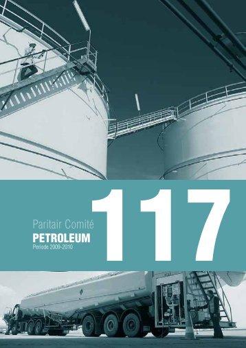 PETROLEUM Paritair Comité117 - Aclvb