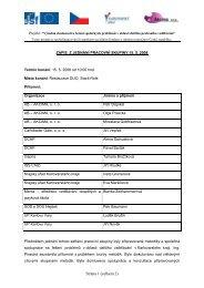 Strana 1 (celkem 2) - AB - AKCIMA, sro