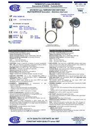 TWG IP65 - Ettore Cella SPA