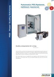 Power factor correction systems - Westek Electronics