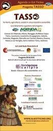 Intavolarsi - Agenda 21 Est Ticino