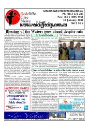 20060110Edition39 - Redcliffe City News