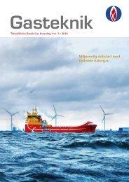 Miljøvenlig skibsfart med flydende naturgas - Profi