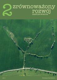 Zrównoważony Rozwój — Zastosowania - Fundacja Sendzimira