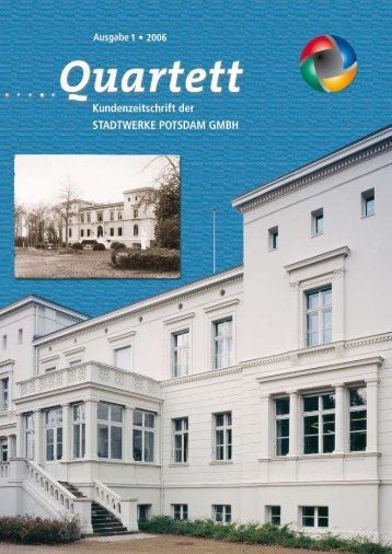 Service-Tipp - Stadtwerke Potsdam