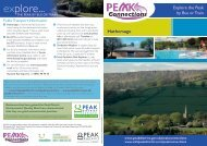 explore... - Peak District National Park Authority