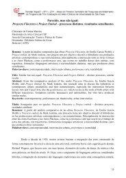 Proyecto Filoctetes e Project Embed - ECA-USP