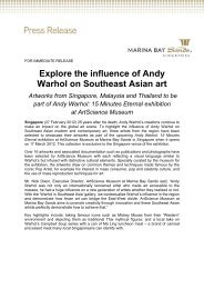 Explore the influence of Andy Warhol on Southeast Asian art ...