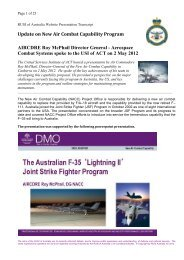 Update!on!New!Air!Combat!Capability!Program! AIRCDRE ... - RUSI