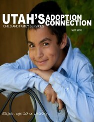 May 2010 - Adoption Exchange