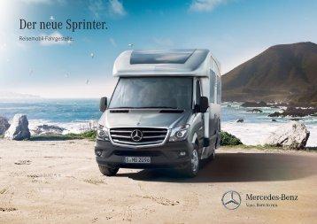 Der neue Sprinter. - Mercedes Benz