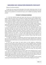 AKP-ye-Uyari-Tebligi