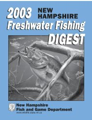 to download PDF, 629 KB - New Hampshire Fish and Game ...
