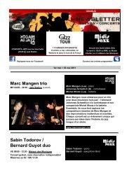 NL LDH 1er-30Mai 11 - Jazz in Belgium