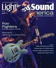 LSA template - Lighting & Sound America
