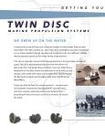 Brochure Twin Disc - Page 2
