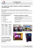 Led Outdoor Series - NEMODOS - Page 2