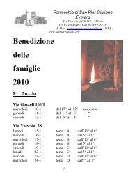In queste pagine - San Pier Giuliano Eymard
